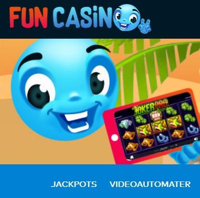 Spela med casino på faktura via Fun Casino!