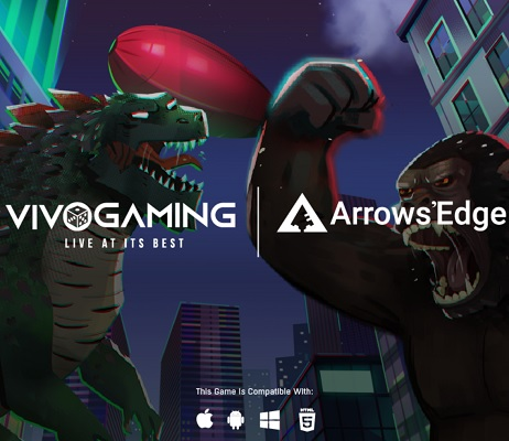 Arrows Edge lanserar spel med Vivo Gaming!